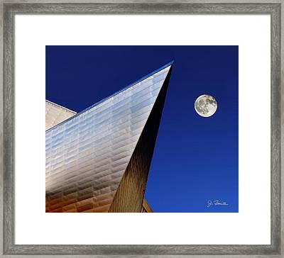 Denver Art Museum No. 3 Framed Print by Joe Bonita
