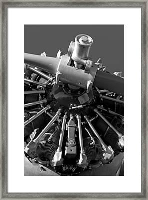 Dependable Engines Framed Print