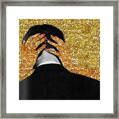 Dependable Relationship 2 Framed Print by Eugenia Loli