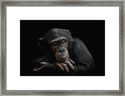 Depression  Framed Print by Paul Neville