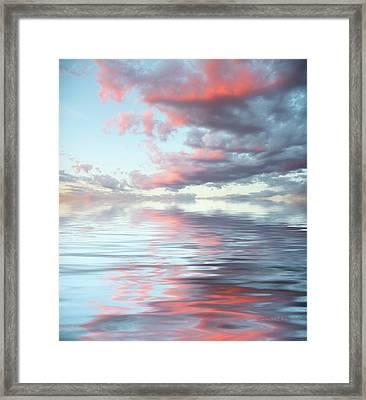 Depth Framed Print by Jerry McElroy