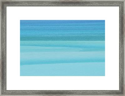 Framed Print featuring the photograph Depth Perception by Az Jackson