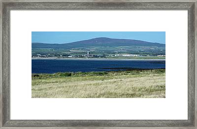 Derby Haven Framed Print by Steve Watson