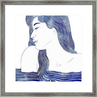 Dero Framed Print