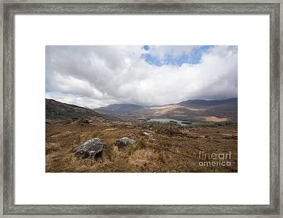 Derrynablunnago, Ireland Framed Print by Nichola Denny