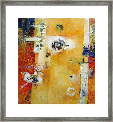 Dervish Framed Print by Dale  Witherow