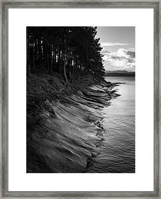 Descanso Bay Framed Print