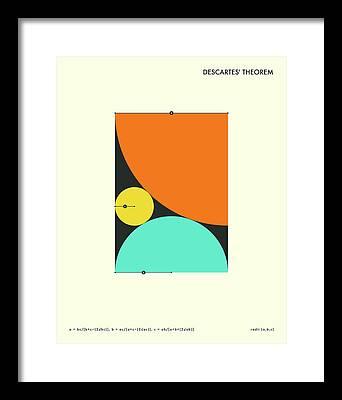 Mathematics Framed Prints