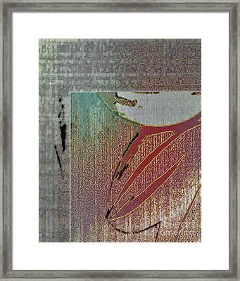 Desconstructed 2 Framed Print