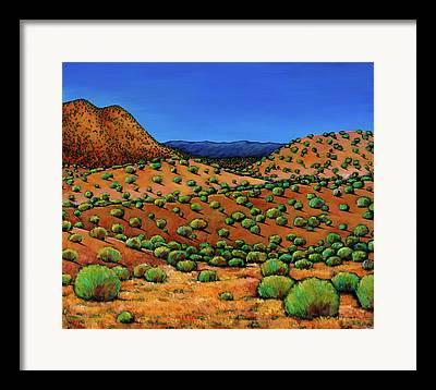 Landscape Artwork Framed Prints