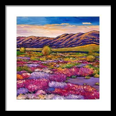 Flagstaff Framed Prints