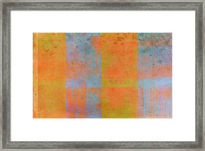 Desert Mirage Framed Print by Julie Niemela