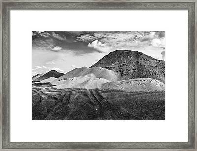 Desert Of Opa Locka #1 Framed Print