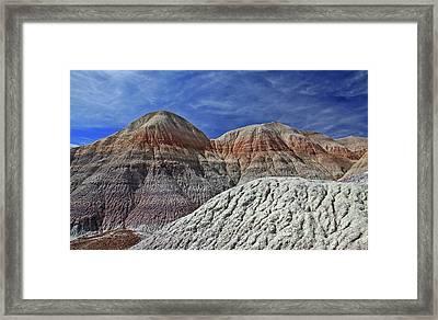 Desert Pastels Framed Print by Gary Kaylor