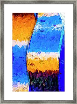 Desert Sky 3 Framed Print by Paul Wear