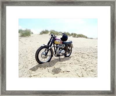 Desert Special Framed Print