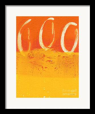 Earthy Abstract Art Framed Prints