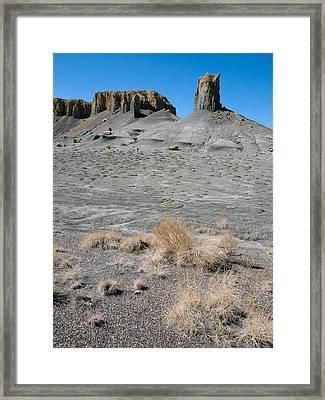 Desert Vista Framed Print