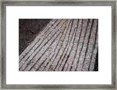 Abstract 97 Framed Print