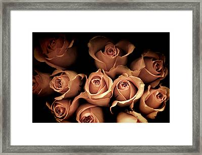 Desire Framed Print by Amy Tyler