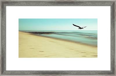 Desire Framed Print by Hannes Cmarits