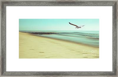Framed Print featuring the photograph Desire Light Vintage2 by Hannes Cmarits