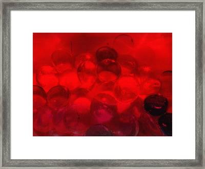 Desire Framed Print