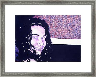 Desiree Framed Print by Jason Charles Allen