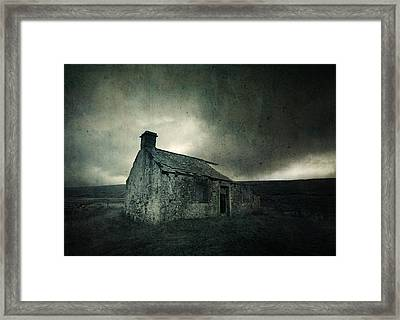 Desolate Framed Print by Steve Sharp