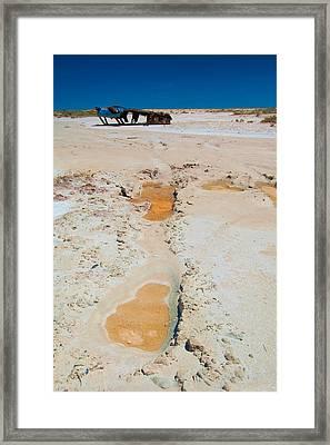 Desolate Framed Print by Tim Nichols