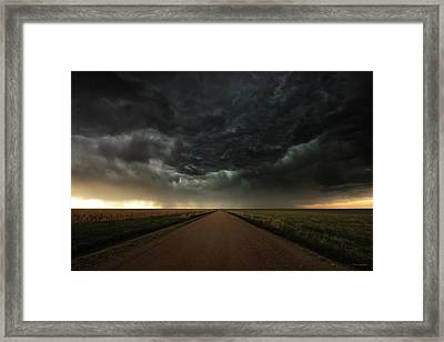 Desolation Road Framed Print