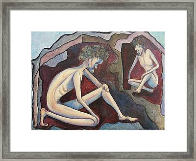Desolation Framed Print by Suzanne  Marie Leclair