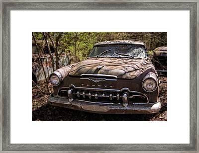 Desoto Framed Print by Greg Mimbs