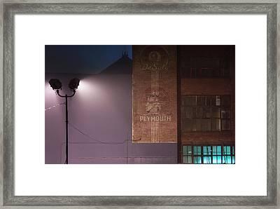 Desoto Framed Print