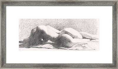 Despertar Framed Print by Neal Smith-Willow