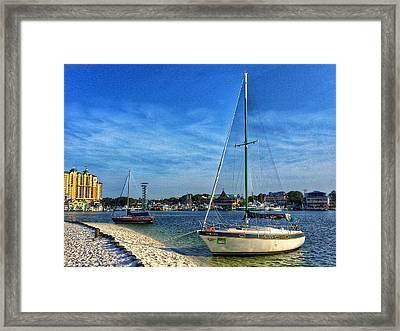 Destin Florida Framed Print
