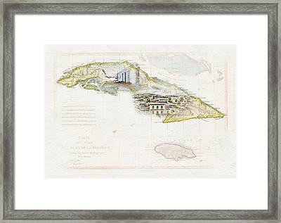 Destination Trinidad Framed Print