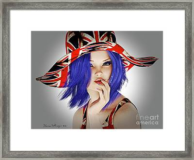 Destination Unknown Framed Print by Alicia Hollinger