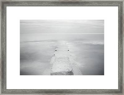 Destitute Of Hope Framed Print