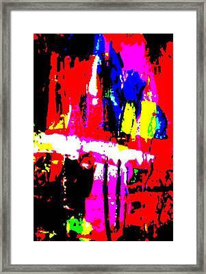 Detachment Framed Print by Jennifer Wilson