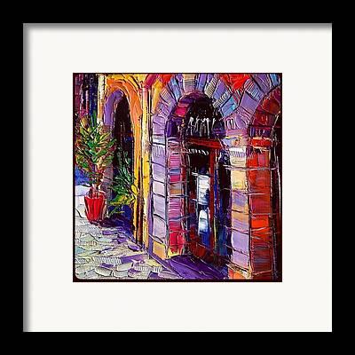 Artist Framed Prints