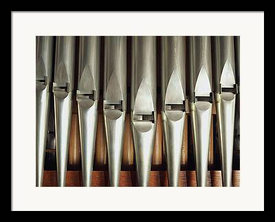 Organ Framed Prints