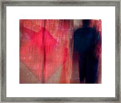 Detour Framed Print