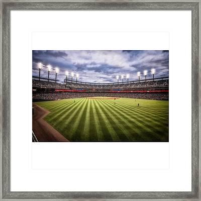 #detroittigers #detroittigersbaseball Framed Print