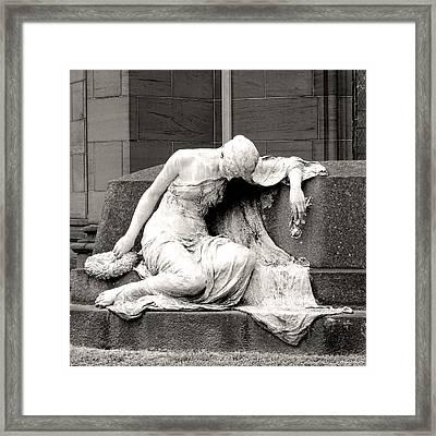 Devastation Framed Print