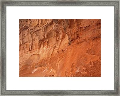 Devil's Canyon Wall Framed Print