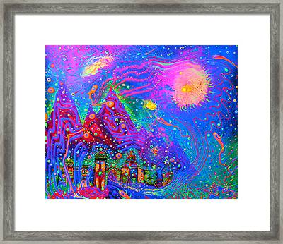 Dg00010 Framed Print by Adam Slater