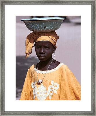 Dia 1991 Framed Print by Huib Blom