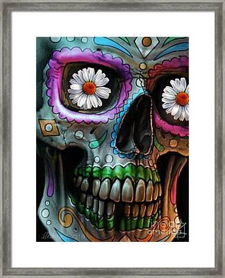 Dia De Los Muertos Framed Print by Andre Koekemoer