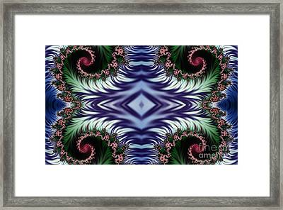 Diamonds Are Forever Framed Print by Clayton Bruster
